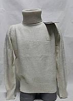 Вязаный свитер для мальчиков Udi Kids с отворотом