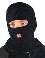 Балаклава зимняя (шапка-маска) вязанная REIS