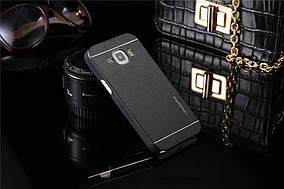 Накладка Motomo на Samsung J1 SM-J100H Black