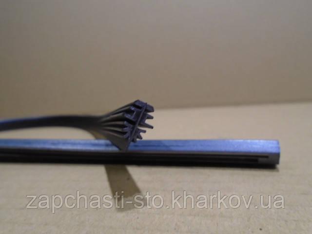 Резинка щетки стеклоочистителя 600мм ALCA (елочка) 1шт