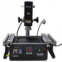 Паяльная станция SCOTLE HR6000 программируемая пушка с регулируемым штативом, держателем плат