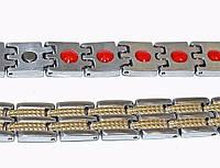 Широкие браслеты с магнитами