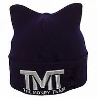 Модная шапка с логотипом ТмТ