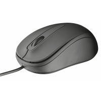 Мышь trust ziva optical compact mouse