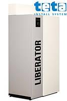 Пеллетный котел Liberator Mini 15 кВт автоподжиг+дымосос+золоудаление