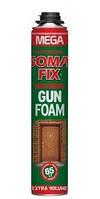 Пена монт. SOMA FIX (проф MEGA, 850мл,65л. всесезон) (12шт/ящ)