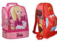 Детские рюкзачки и сумочки (от 2 до 6 лет)