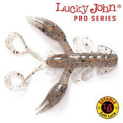 """Твістер силікон. (рак) ROCK CRAW LJ Pro Series 2,8 """"/ S02 *6"""