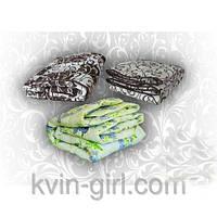 Одеяло силиконизированный синтепон , верх бязь, 320 г/м2