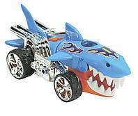 Экстремальные гонки Sharkruiser со светом и звуком 23 см Hot Wheels (90512)