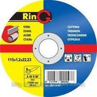 RinG Круг абразивный шлифовальный по металлу 230*6*22