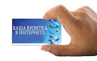 Создание сайтов, интернет-магазинов, порталов, landing page в Запорожье