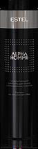 Тонизирующим шампунь для волос с охлаждающим эффектом ESTEL ALPHA HOMME, 1000 мл