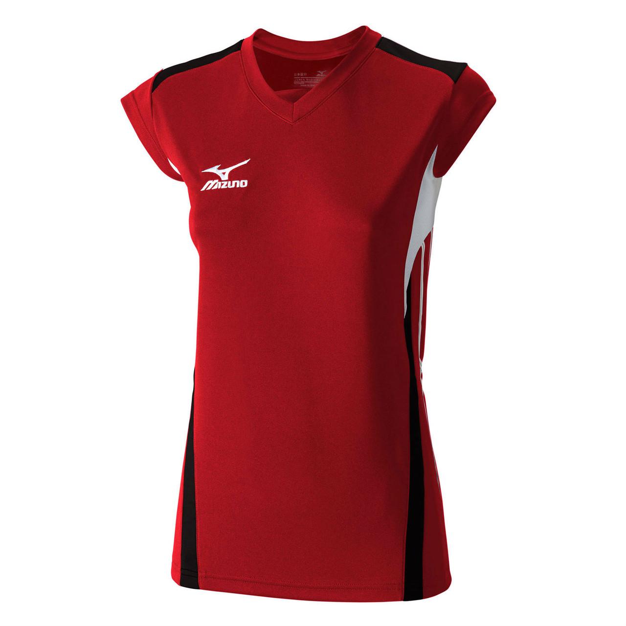 Волейбольная футболка Mizuno W Premium Cap Sleeve V2GA6C20-62