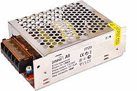Блок питания металл для светодиодной ленты 100W 12V IP20 115x78x37mm LEMANSO
