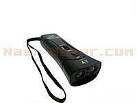 Отпугиватель собак super ultrasonic dog chaser (double) zf-853