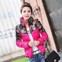 Курточки женские короткие весна , фото 2