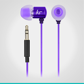 Наушники KS Ace In-Ear Headphones с микрофоном, фото 2