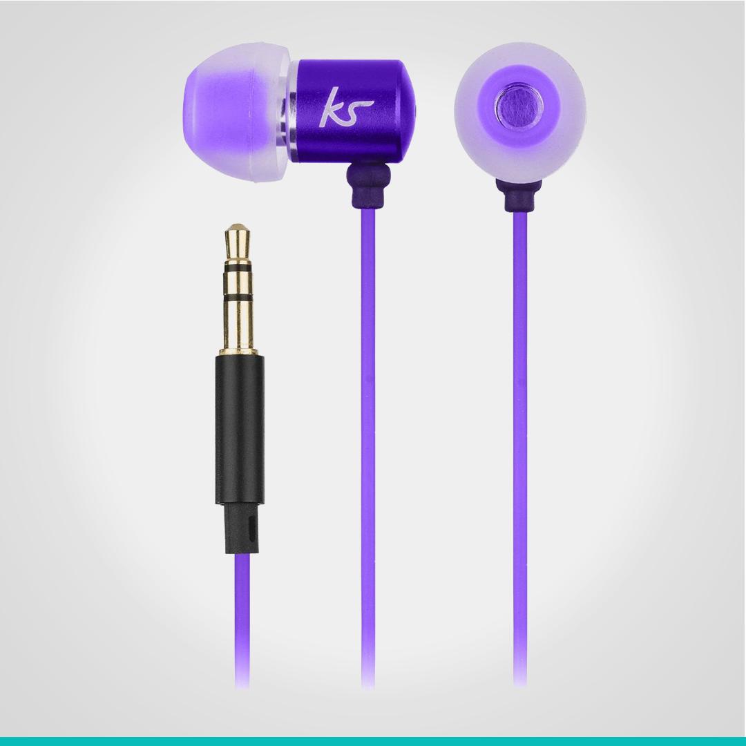Наушники KS Ace In-Ear Headphones с микрофоном