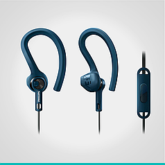 Наушники-гарнитура Philips ActionFit SHQ1405