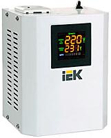 Стабилизатор напряжения Boiler 0,5 кВА релейный настенный ИЭК