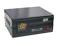 Стабилизатор напряжения СНР1-1- 1,5 кВА электронный стационарный ИЭК