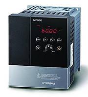 Частотный преобразователь на 220В Hyundai N700E-015SF, (однофазный инвертор 1,5 кВт)