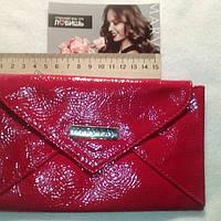 Красный клатч-кошелек, фото 1