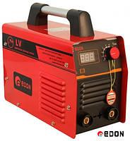 Инвертор сварочный EDON LV-300/ дисплей, для качественной и комфортной сварки