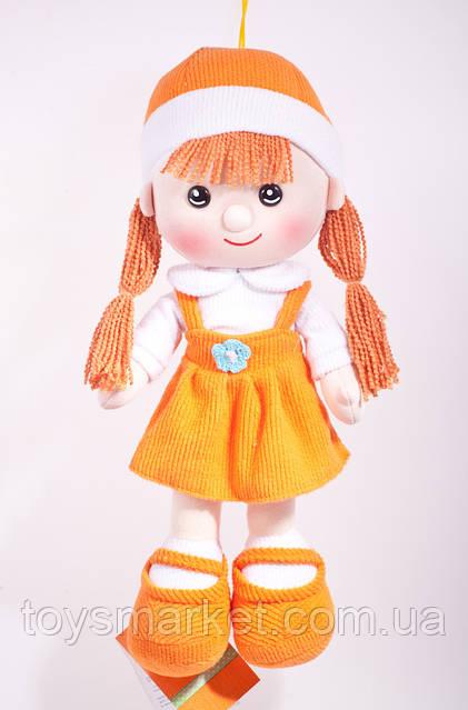 Мягкая игрушка детская Кукла в шапочке