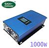 Мережевий інвертор з обмеженням потужності SUN-1000GTIL2-LCD, фото 2