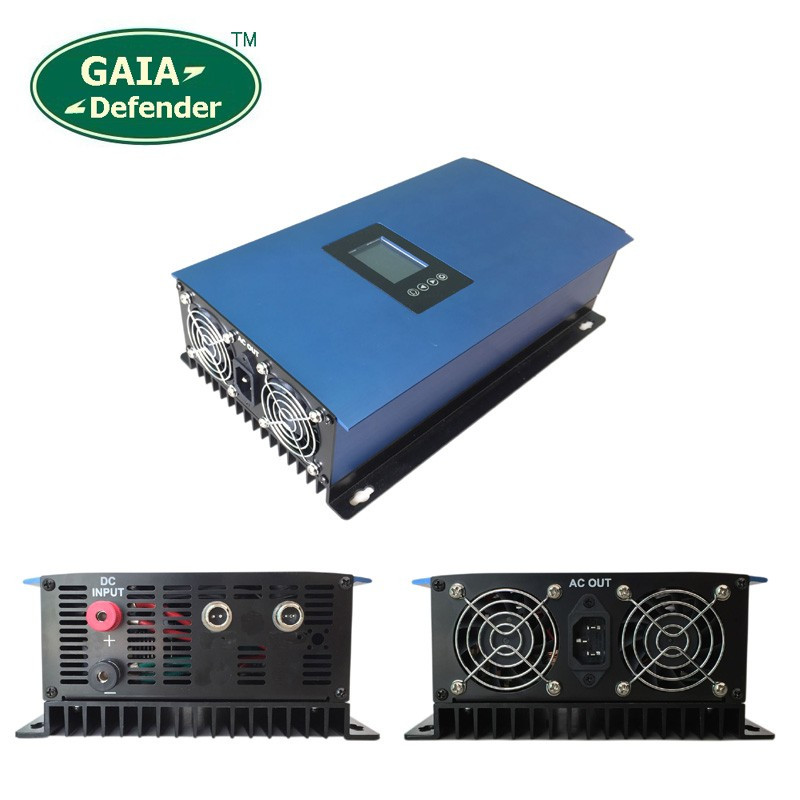 Мережевий інвертор з обмеженням потужності SUN-1000GTIL2-LCD