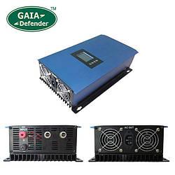 Сетевой инвертор с ограничением генерируемой мощности SUN-1000GTIL2-LCD