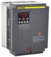 Векторный частотный преобразователь Hyundai N700E-185HF/220HFP