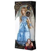 Алиса в Зазеркалье в голубом платье — коллекционная кукла