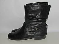 Качественные кожаные ботиночки _утепленные _ 37р _25 см