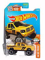 Машинка хот вилс hot wheels dodge ram 1500 dhr50 mattel