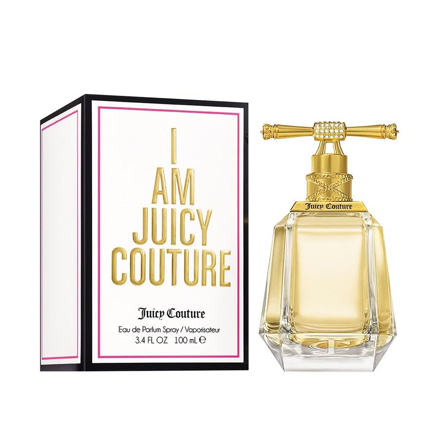 Juicy Couture I Am Juicy Couture  100ml женская парфюмированная вода (оригинал)