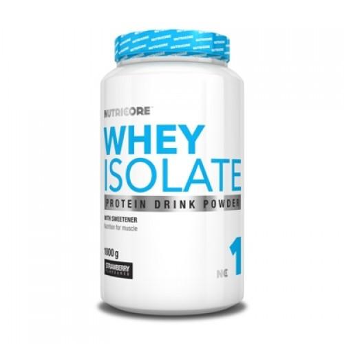 Протеин Сывороточный Nutricore Whey Isolate 3.35kg