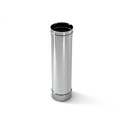 Труба 0,5м из нержавейки Ø100-500мм (AISI-304)