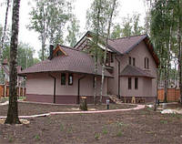 Строительство особняков, коттеджей в Черновцах