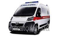 Автомобиль скорой медицинской помощи