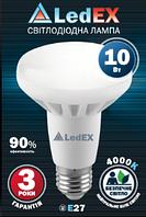 LED лампа LEDEX 8Вт E27 R63 4000К