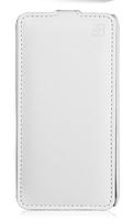 Кожаный чехол флип IMUCA для Lenovo P780 белый