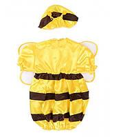 """Карнавальный костюм """"Пчела №1"""" желтый, рост 95-120"""