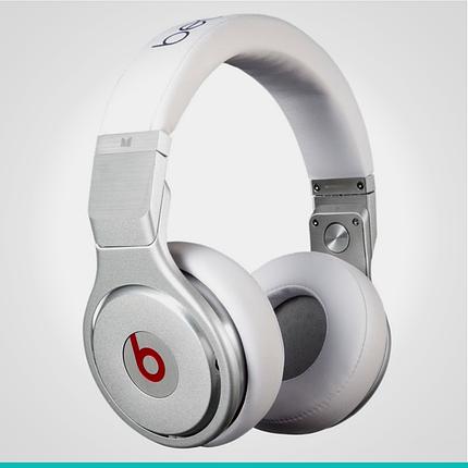 Наушники Beats Pro Over-Ear Headphones (white), фото 2