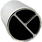 Подставка для ручек пластиковая офисная круглая SQ1026190, фото 3