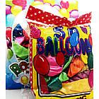 Шарики надувные цветные перламутр.12 дюмов (2,8 грамм) 100 шт.BL28-100 SQ1026200, фото 3