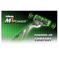 Бритвенный станок Gillette Mach 3 Power и 1 кассета