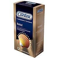 Презервативы Contex Relief 12 шт. SX7110024